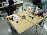電気工事実習04