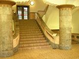 上りの階段