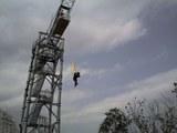 恐怖のバンジージャンプ
