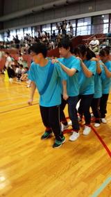 スポーツ大会(ムカデ1)